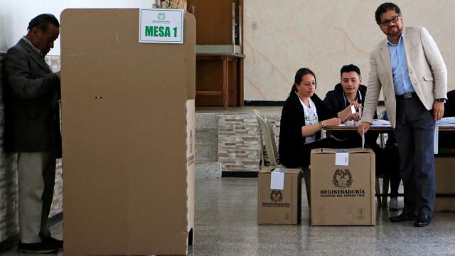 Direita contraacordocom asFarcrecebe mais votosem eleição