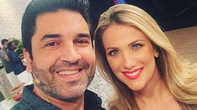 Namorada de Edu Guedes entrega que chef chorou pela grávida de Taubaté