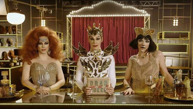 Apresentadoras acreditam que 'Drag Me' desestigmatizaa arte drag