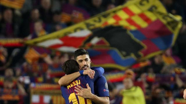 Barcelona se classifica e mantém hegemonia espanhola na Europa