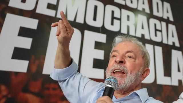 Lula: 'Vão ter que arcar com o preço de decretar minha prisão'