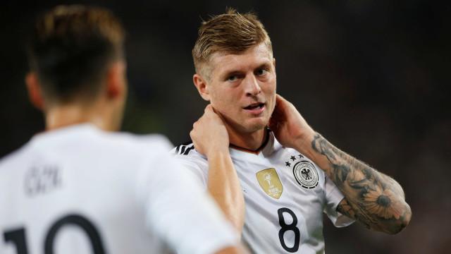 Alemanha convoca 8 remanescentes do 7 a 1 para amistoso contra Brasil