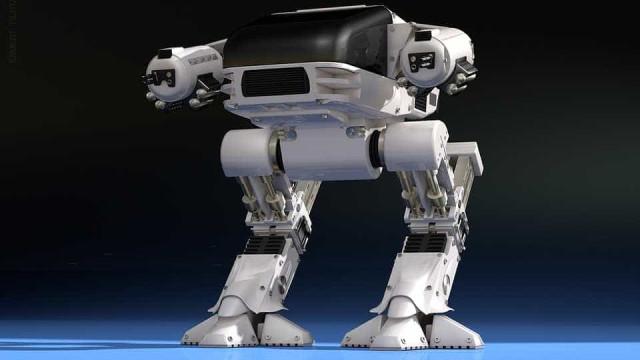Pentágono planeja introduzir veículos de combate robóticos no exército
