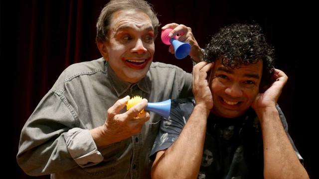 Dedé Santana estreia peça dirigida por Alexandre Borges