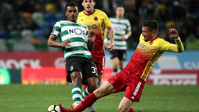 'Uma coisa é jogar no Fluminense, outra é no Sporting', diz técnico