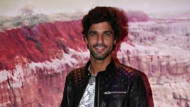 Bruno Cabrerizoafirma que Inácio merece ser feliz em 'Tempo de Amar'