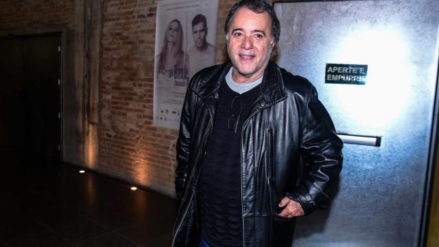 Diretor revela atitude motivacional de Tony Ramos nas gravações