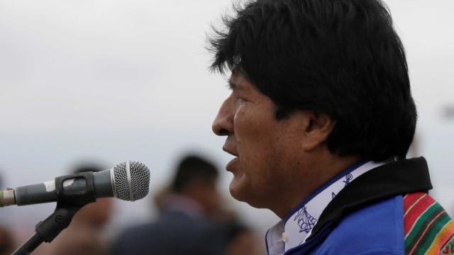 Evo Morales: Trump tem 'obsessão golpista' com Venezuela