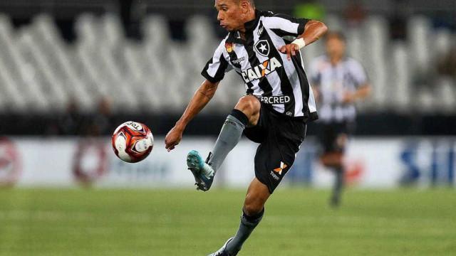 Principal reforço do ano desencanta e anima Botafogo