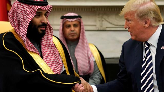 EUA anuncia venda de 6,5 mil mísseis para Arábia Saudita