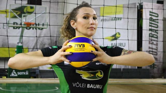 Transexual Tifanny quer seleção brasileira, mas mantém cautela