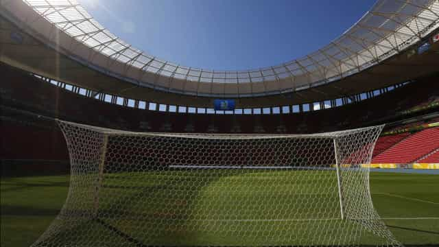Consórcio interessado no Mané Garrincha quer priorizar shows a jogos