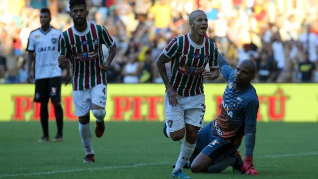 Fluminense vence o Botafogo por 3 a 0 e é campeão da Taça Rio