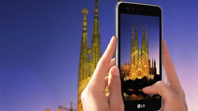 LG K4 Lite: conheça o smartphone que custa cerca de R$ 420