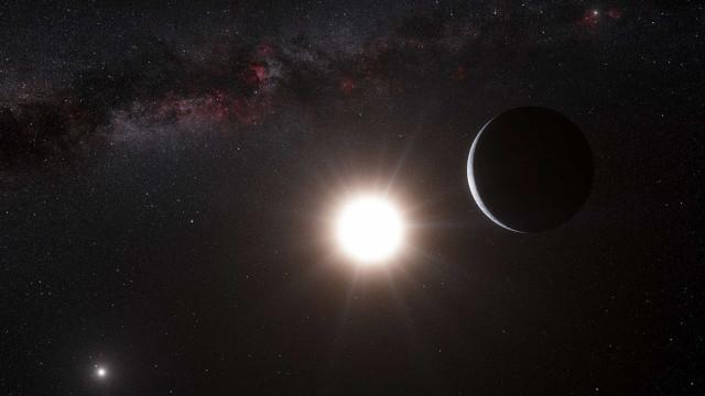 Descoberto planeta extrassolar semelhante à Terra e a Mercúrio