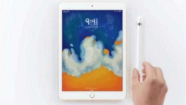 Apple anuncia novo iPad voltado para estudantes