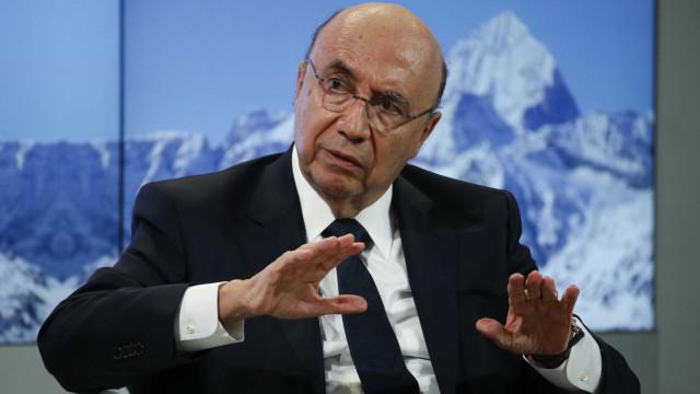 Meirelles: 'Tema de maior relevância no G-20 é o mercado internacional'