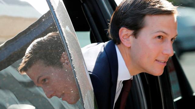 Casa Branca investiga empréstimos a genro de Trump