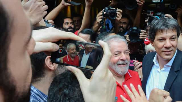 PT avalia indicar Haddad para vice na chapa de Lula