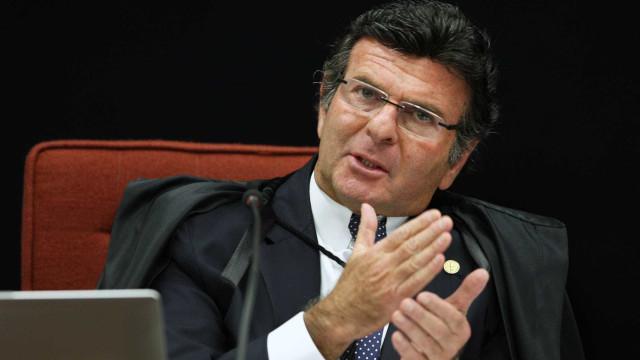 Fux nega representante da sociedade civil no julgamento de auxílio
