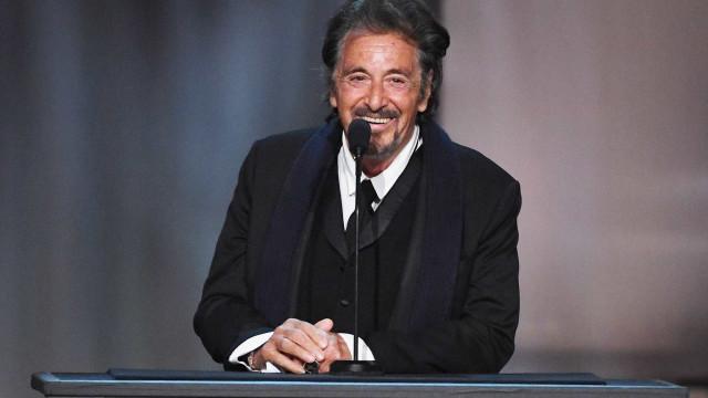 Aos 77 anos, Al Pacino viverá personagem de 39 com Scorsese