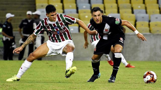 Vasco marca aos 50 min, vence Fluminense e faz final com Botafogo