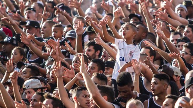 Corinthians diz que todos os ingressos para a 1ª final estão reservados