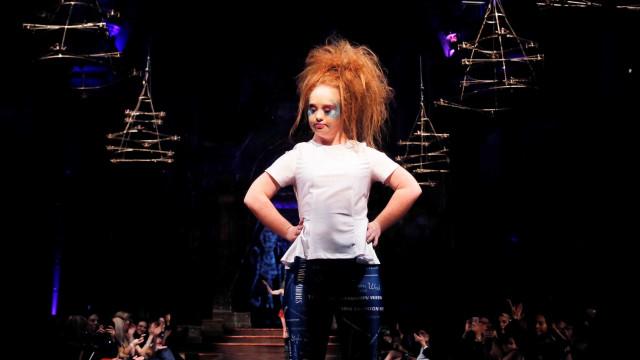 1ª top model com síndrome de Down, Madeline Stuart revela sonho