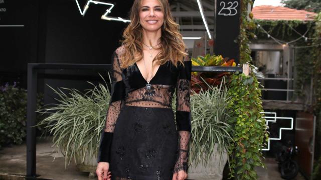 Luciana Gimenez admite crise no casamento: 'Momento pensativo'