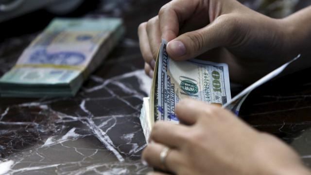 Fluxo cambial em março registra saldo negativo de US$ 3,940 bilhões