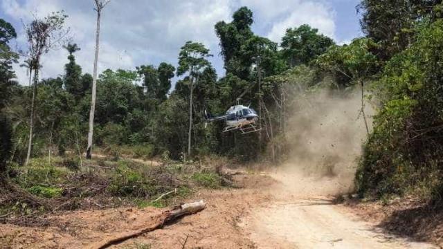 Fiscalização na Amazônia recebe suporte de mais de R$ 140 milhões