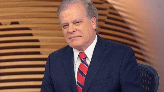 Áudio atribuído a Chico Pinheiro mostra jornalista apoiando Lula