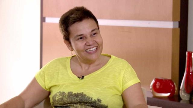 Em tratamento, Claudia Rodrigues quer voltar a atuar ainda este ano