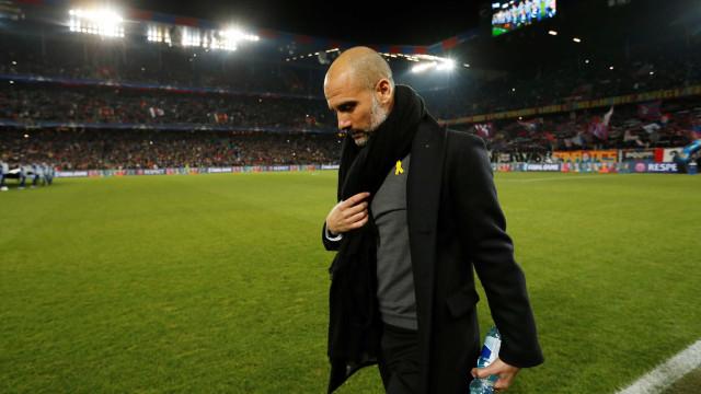 Guardiola prolonga com o City por mais um ano
