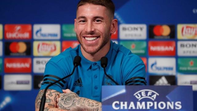 Sergio Ramos não será punido e poderá jogar semifinais da Champions