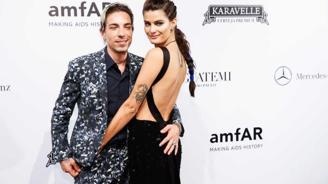 Di foi chamado de louco por começar namoro com Isabeli Fontana