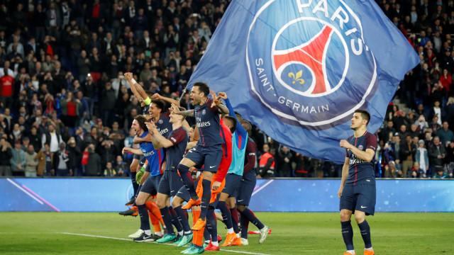 PSG faz 7 a 1 no Monaco e fatura o título do Campeonato Francês