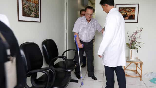 Maluf tem metástases ósseas decorrentes do câncer de próstata