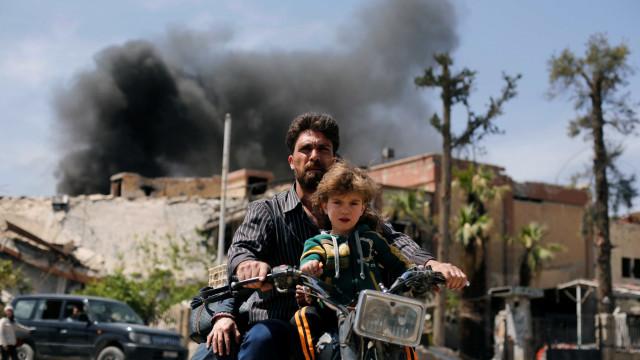 Missão da Opaq chega a Douma para investigar ataque químico