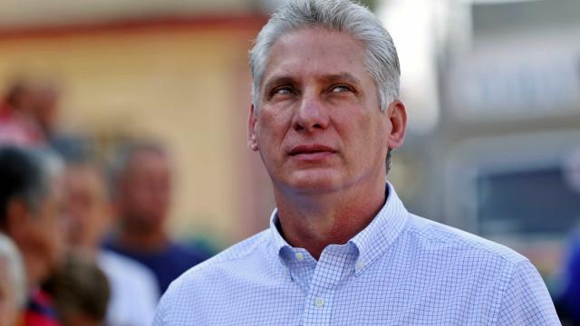 Assembleia em Cuba indica Miguel Díaz-Canel para suceder Raúl Castro