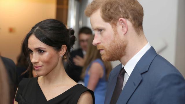 A 30 dias do casamento de Harry e Meghan, segurança é preocupação