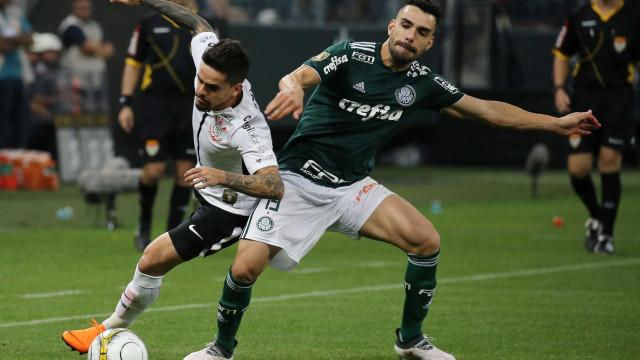 Corinthians e Palmeiras decidem oitavas da Copa do Brasil em casa