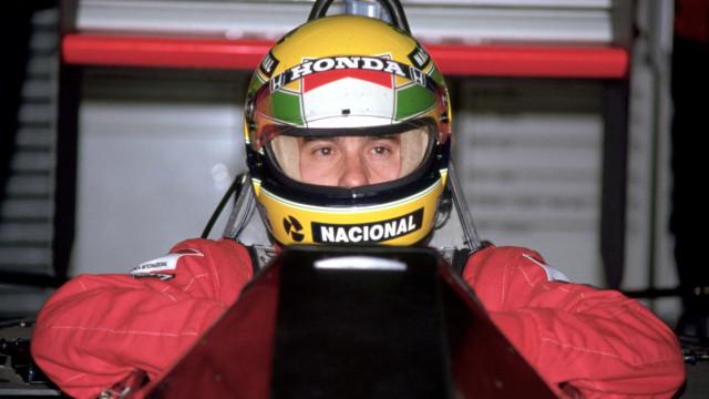 Itália: Ayrton Senna será lembrado 24 anos após acidente