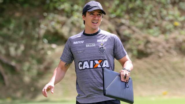 Atlético-MG nega favoritismo do Cruzeiro na decisão do Estadual