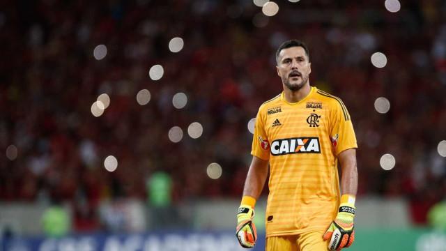 'Espero ter deixado um legado', diz o agora ex-goleiro Julio Cesar