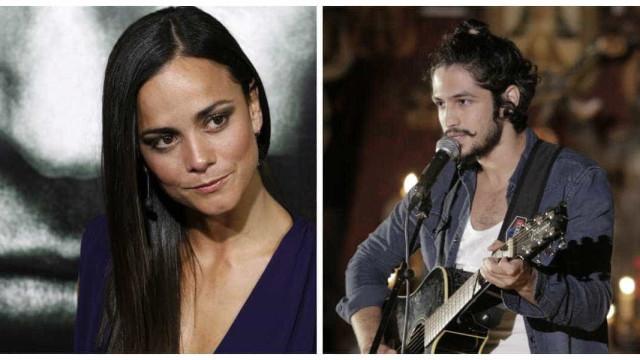 Alice Braga e Gabriel Leone vão viver Eduardo e Mônica no cinema