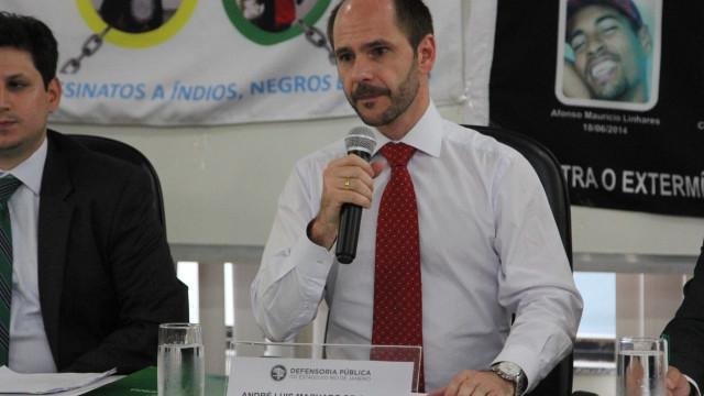 'Grande erro', diz defensor-público geral sobre ação que prendeu 159