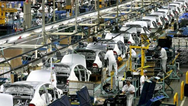 Produção de automóveis cresce 6,2% em fevereiro