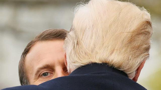 Acordo nuclear com Irã é terrível, diz Trump