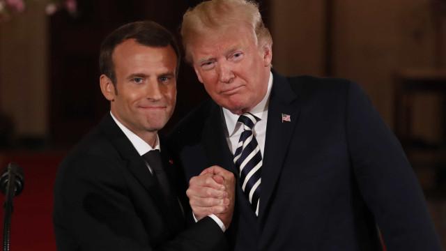 França diz que está disposta a discutir um novo tratado com Irã